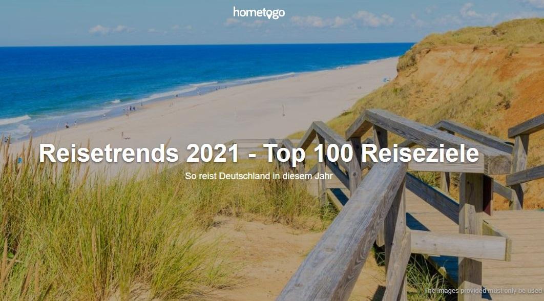 HomeToGO_Reisetrends 2021