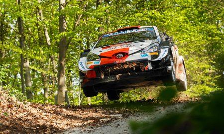 Sébastien Ogier i Julien Ingrassia pobjednici Croatia Rallyja (autor Mario Pavlović) (1)