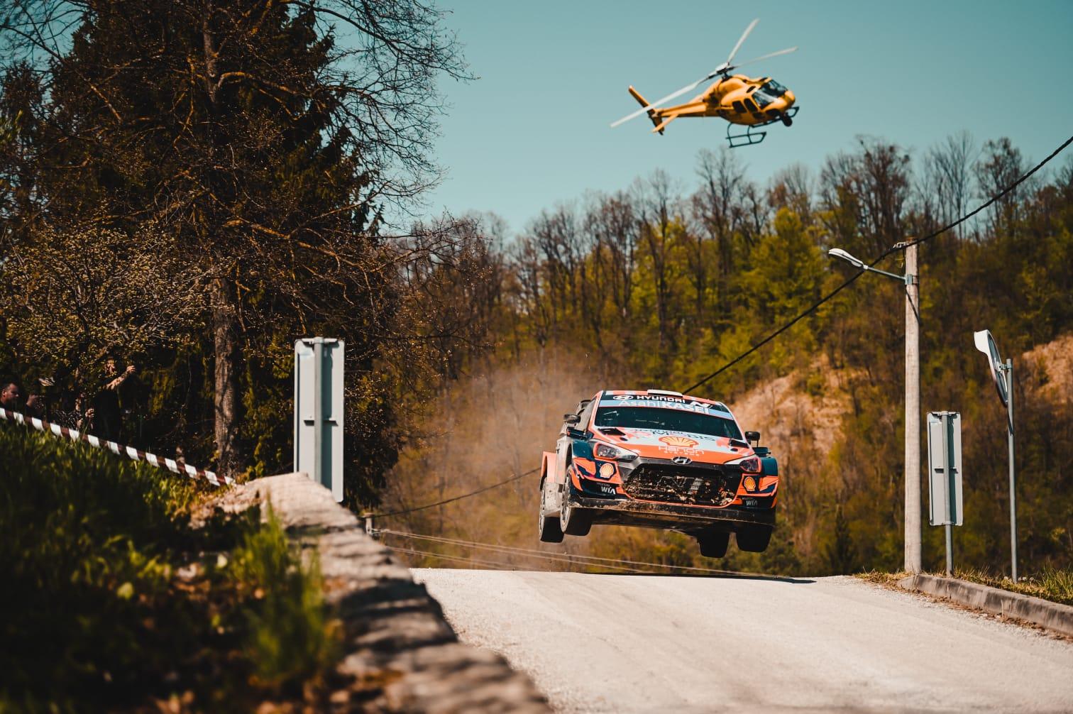 Sébastien Ogier i Julien Ingrassia pobjednici Croatia Rallyja (autor Marjan Radović)