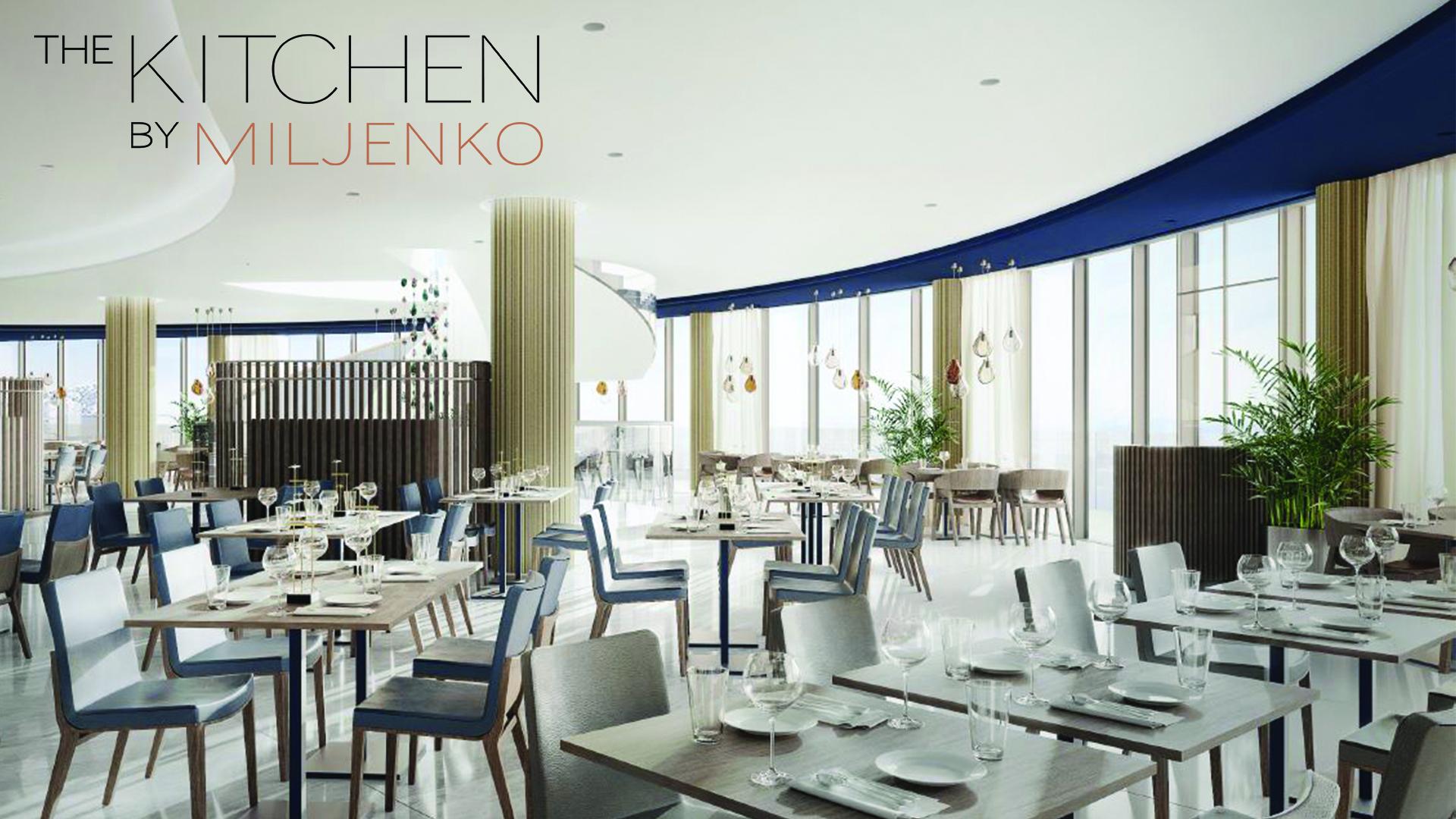 The Kitchen by Miljenko