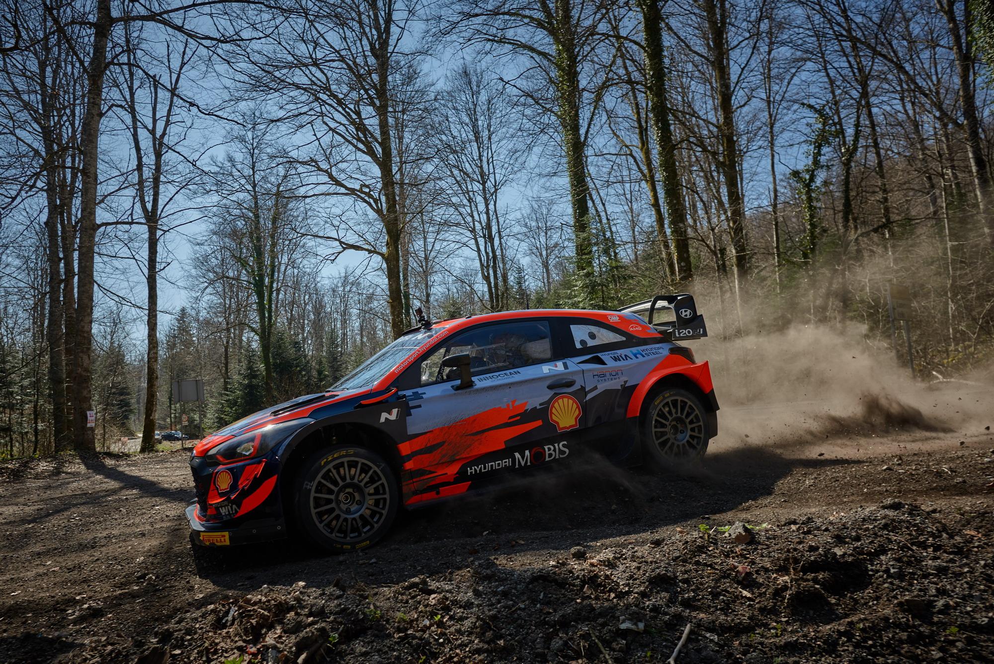 WRC Croatia Rally 2021 (1)