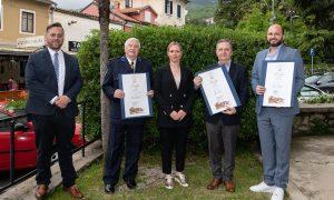 Foto Luigi Opatija, Općina Lovran, Dodjela nagrada općine za 2