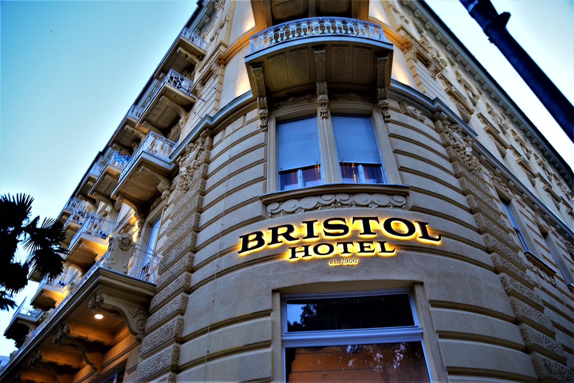hotel bristol s. prpić
