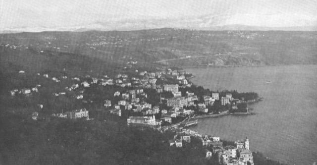 Opatija, oko 1911 a – Copy