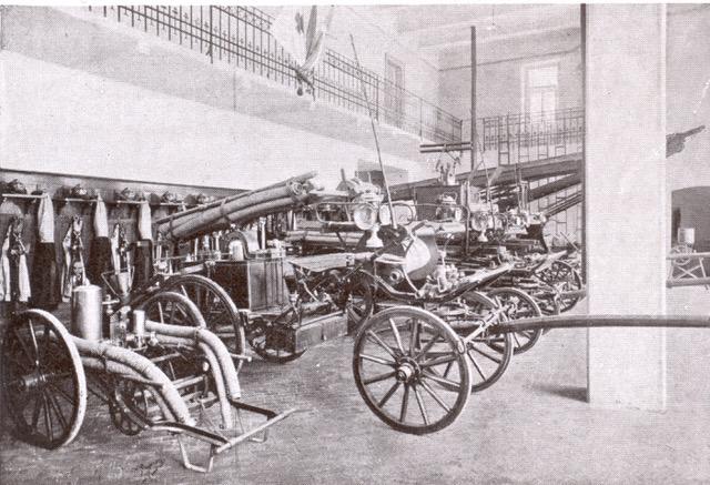 Vatrogasna voziiiiiiila 1911